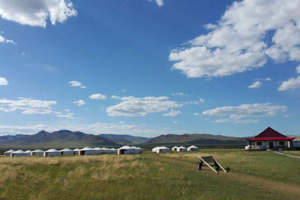 ger-yurts